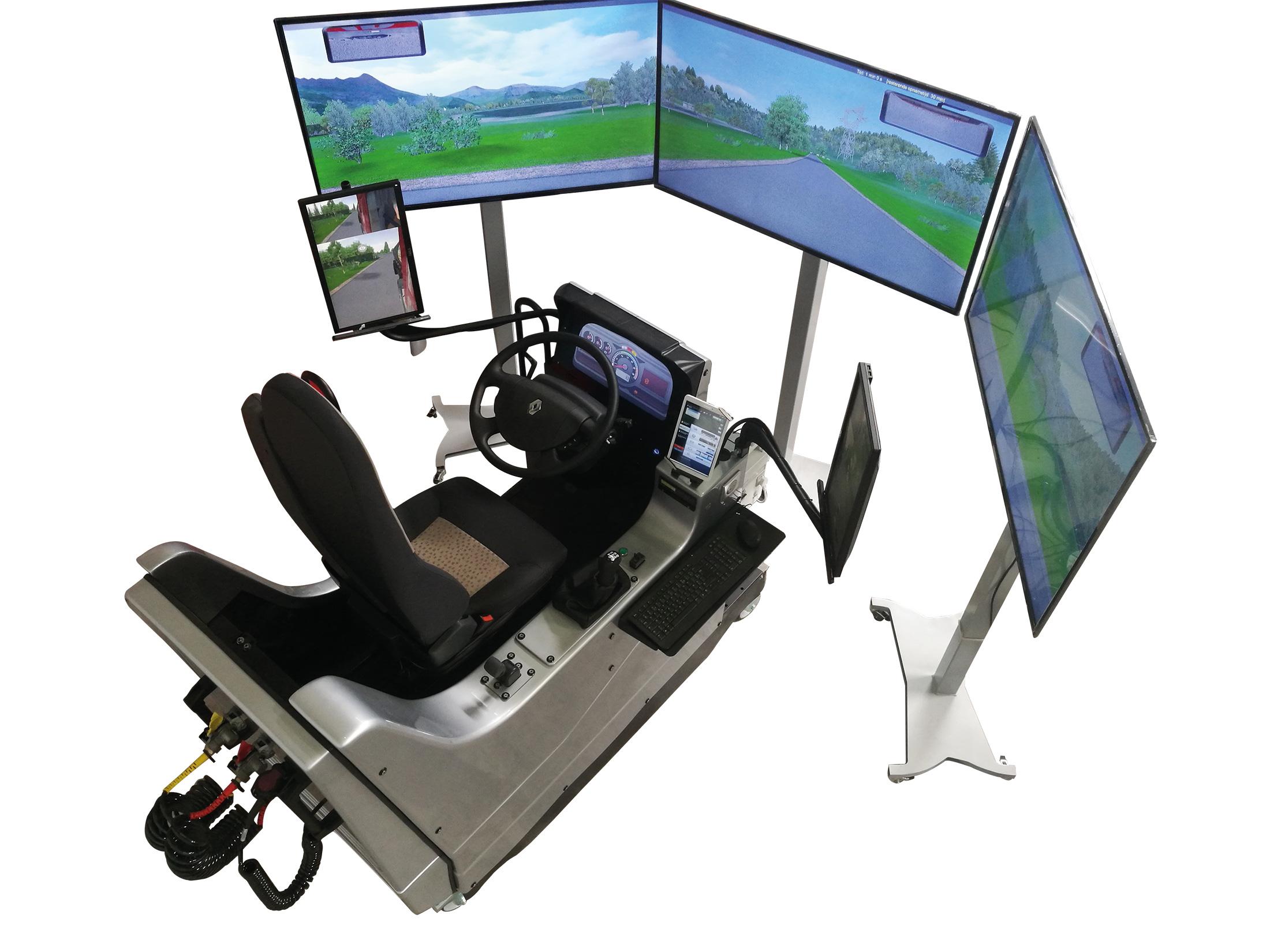 LKW SIMULATOR | Mobiler Lkw & Bus Simulator
