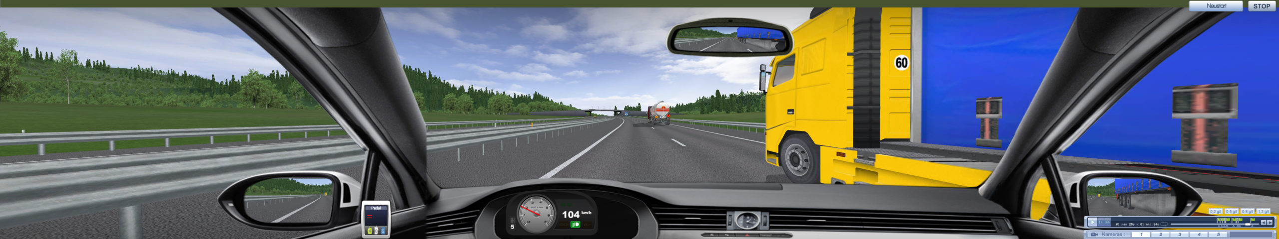 VERKEHRSSIMULATIONSSOFTWARE ROAD STAR