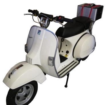MOTORROLLER SIMULATORVESPA & CO