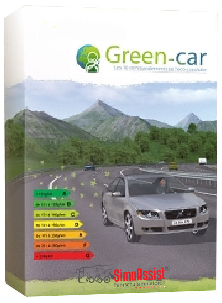 GREEN CAR ECO-Driving Trainingssoftware